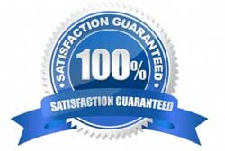 Hair replacement satisfaction guarantee